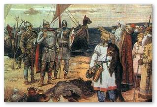 Легенда викингов