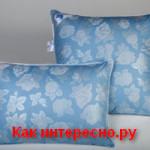 Как постирать пуховую подушку в домашних условиях?